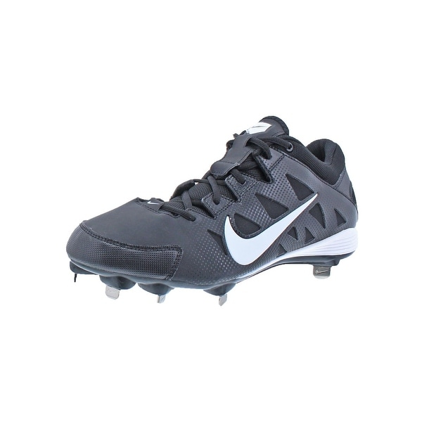 Nike Womens Hyperdiamond Strike MTL Cleats Lace-Up Athletic - 12 medium (b,m)