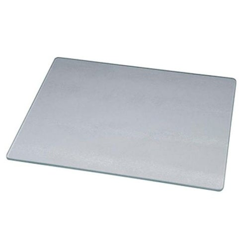 "Waddell GCB01 Cut Board Plain Glass, 11-3/4"" x 7-3/4"""