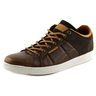 Bull Boxer Tenino Men Leather Brown Fashion Sneakers