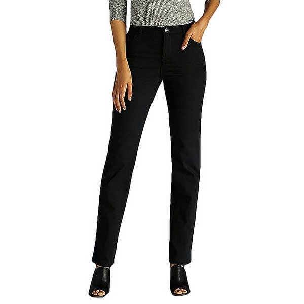 60490aab Shop Lee Women's Classic Fit Straight Leg Jean - Free Shipping On ...