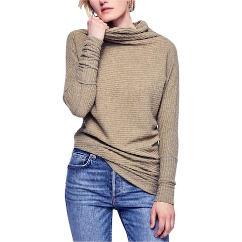 Free People Womens Kitty Thermal Sweater