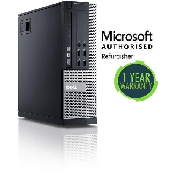 Dell GX790 USFF intel i3 3.1GHz 8GB 500GB W10 Home Refurbished
