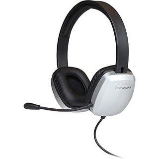 Cyber Acoustics Ac-6010 Universal Stereo Headset