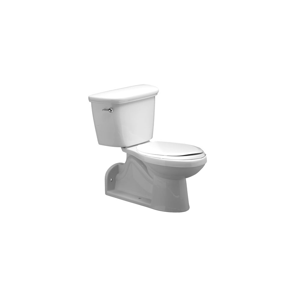 Marvelous Proflo Pf1606Pa Ada Height Elongated Toilet Bowl Only White Inzonedesignstudio Interior Chair Design Inzonedesignstudiocom