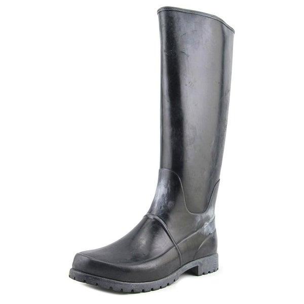Lauren Ralph Lauren Bethania Women Black Snow Boots