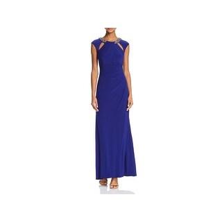 Eliza J Womens Evening Dress Embellished Formal