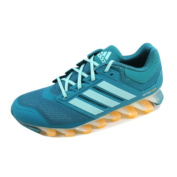 Adidas Women's Springblade Drive W Teal C75668 Size 12
