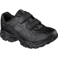 Skechers Men's After Burn Memory Fit Final Cut Walking Shoe Black