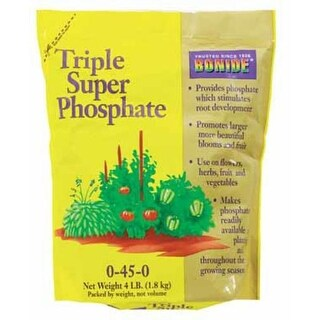 Bonide 969 Triple Super Phosphate 4 Lb