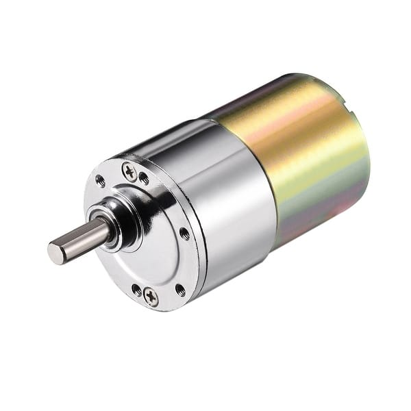 Shop DC 12V 1000RPM Gear Box Motor Speed Reduction Gearbox