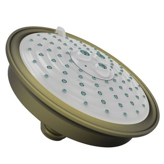 Newport Brass 2144 Traditional Multi Functional Shower Head with Five Spray Modes and Rubit Cleaning System