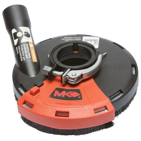 """MK Diamond 172360 Hinged Dust Shroud, Orange, 5"""" Dia"""