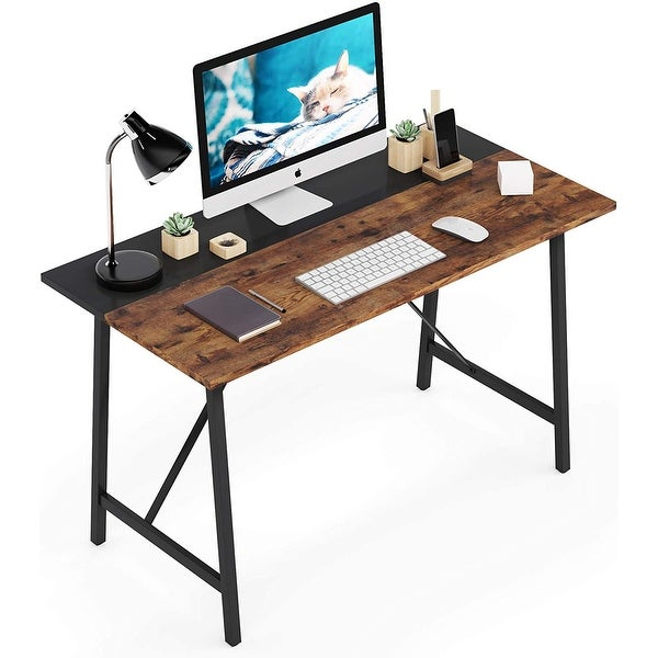 Small Computer Desk Writing Study Table Home Office Desk. Opens flyout.