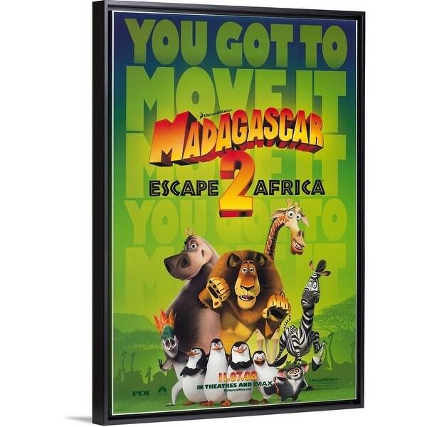 Shop Madagascar: Escape 2 Africa (2008) - Multi-Color - Free