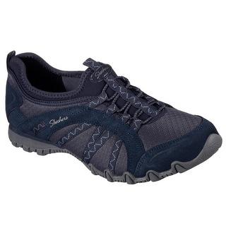 Skechers 49400 NVY Women's BIKERS-HERMOSA Sneakers