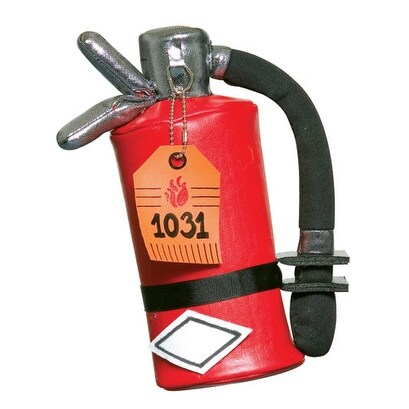 Fire Extinguisher Handbag for Halloween Costume