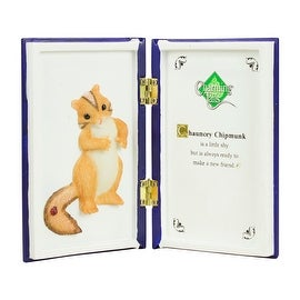 Charming Tails Library Chauncey Chipmunk