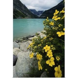 """""Lake Louise, Banff National Park"""" Poster Print"
