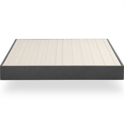 Priage by ZINUS Traditional Upholstered Metal Box Spring