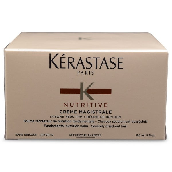 Kerastase Nutritive Creme Magistrale Fundamental Nutrition Balm 5 fl Oz