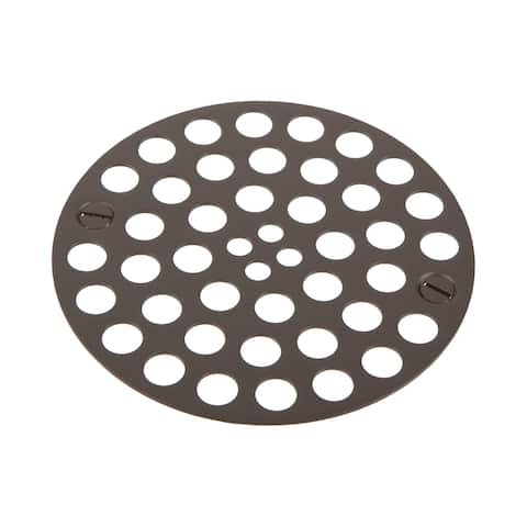 Brasstech 238 Solid Brass Strainer for Plastic Oddities, Prier Brass, Richmond Foundry, CP Industries and Rapidfit Shower