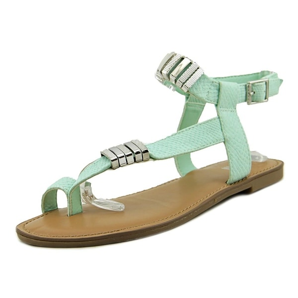 Bar III Verna Open Toe Synthetic Thong Sandal