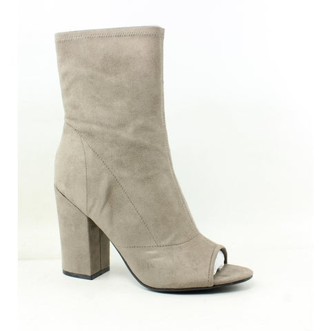 GUESS Womens Galyna Tan Fashion Boots Size 10