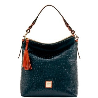 Dooney & Bourke Ostrich Embossed Leather Small Sloan (Introduced by Dooney & Bourke at $288 in Jul 2016)