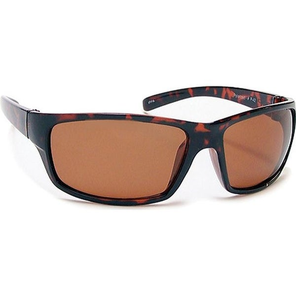 3c80275a8d Shop Coyote Eyewear P-42 Polarized Sport Sunglasses Tortoise Brown - US One  Size (Size None) - On Sale - Free Shipping Today - Overstock - 11965194