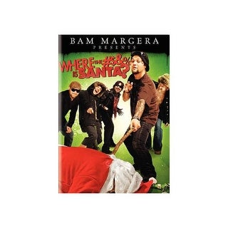BAM MARGERA PRESENTS-WHERE #$&% IS SANTA (DVD/WS-4:3 TRANS)