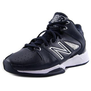 New Balance KB82 Youth EW Round Toe Synthetic Blue Basketball Shoe