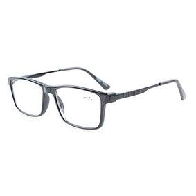 c077ba9c27d Shop Eyekepper Crystal Clear Vision TR90 Frame Spring Hinges Reading Glasses  Black+1.25 - Free Shipping On Orders Over  45 - Overstock - 16021846
