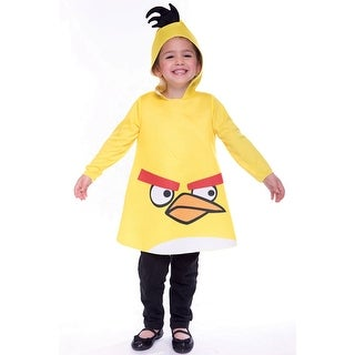 PMG Angry Birds Yellow Bird Toddler Costume (2T) - 2T