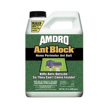 Amdro 8150120 Ant Block, 24 Oz