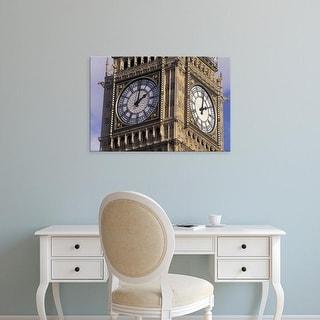 Easy Art Prints Inger Hogstrom's 'London Big Ben' Premium Canvas Art