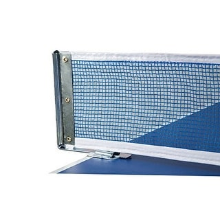 Franklin Unisex Performance Table Tennis Net And Post Set, Blue, Os