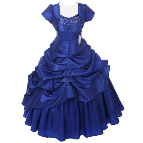 b7a0dfb8e9edb Buy Chic Baby Girls' Dresses Online at Overstock | Our Best Girls ...