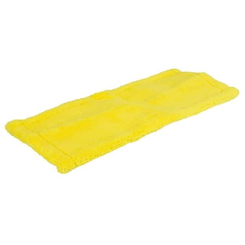 Quickie 0764M Microfiber Mighty Mop Refills, 10.25""