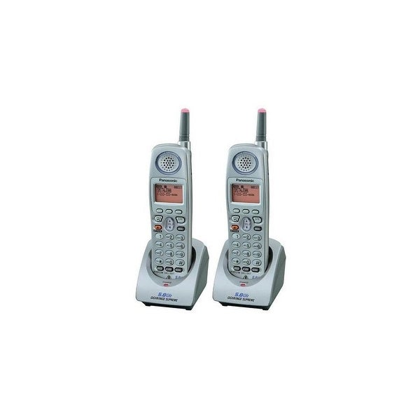 KX-TGA520M (2 Pack) 5.8GHz Cordless Extra Handset or Charger