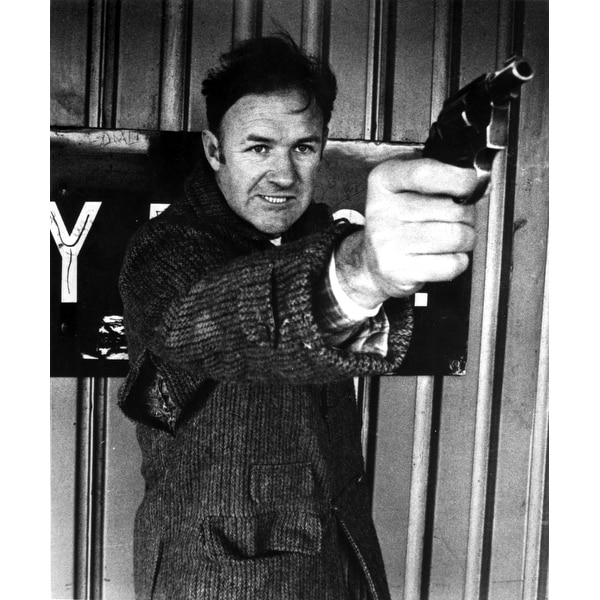 bcd16d77ae8 Shop Gene Hackman in The French Connection Photo Print - Free Shipping On  Orders Over $45 - Overstock - 25388256