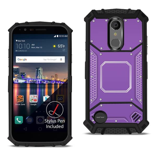 For Lg Aristo 3 Metallic Front Cover Case On Sale Overstock 28591972 Lg aristo 3 is a new smartphone by lg, and aristo 3 price is $140, on this page you can find the best and most updated price of aristo 3 with detailed specifications and features. lg