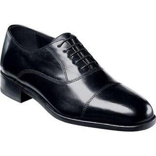 Florsheim Men's Edgar Black Leather