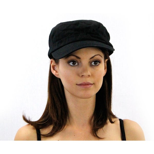 Ten Hut Washed Unisex Military Cap