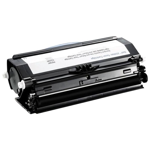 Dell C233R Dell Toner Cartridge - Black - Laser - High Yield - 14000 Page - 1 / Pack