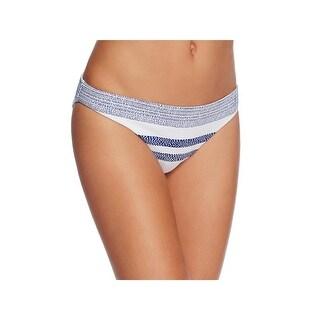 Shoshanna Womens Knit Bikini Swim Bottom Separates