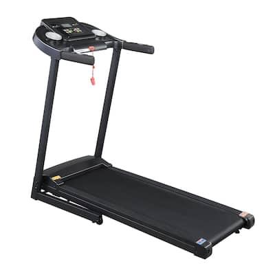 Folding Treadmill, Walking & Running Cardio Exercise Machine