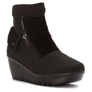 Bernie Mev Women's Venti Boots - Black