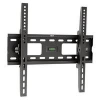 "Tripp Lite Display Tv Lcd Wall Monitor Mount Tilt 26"" - 55"" Flat Screen - 165 Lb Load Capacity - Metal - Black"