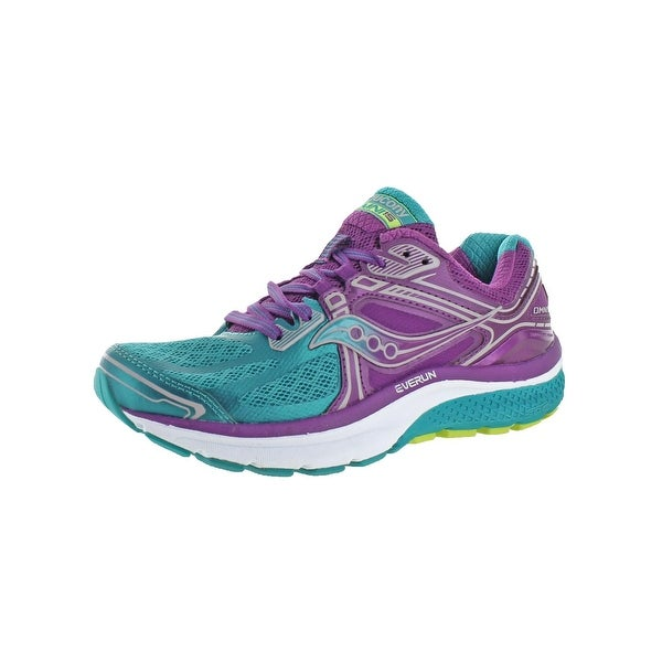 Saucony Womens Omni 15 Running, Cross Training Shoes Everun Trainers - 6 medium (b,m)