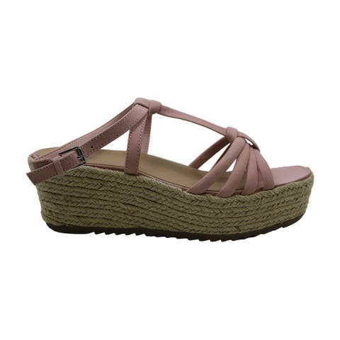 Naturalizer Womens G1944L1650 Rubber Open Toe Casual Espadrille Sandals